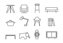 Icons / Iconography within the context of identity design. / by Richard Baird