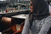Idée hijab