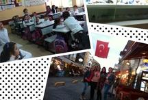 Istanbul 2013 / Beelden van de studiereis