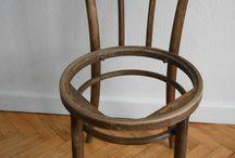 Furniture renovation / Odnawianie mebli