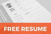 Free and freebie resumes and graphic