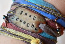 Bohemian style / I so wanna learn how to make these
