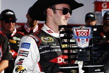 Austin Dillon in POLICE / A collection of pictures of NASCAR racing driver Austin Dillon in his POLICE sunglasses as he competes in the 2014 NASCAR Sprint Cup Series. Good luck Austin!