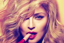 Madonna  / by Jenny Cassillo {Glam Up Revival}