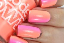 Nail Designs / Favourite Nail colours and designs