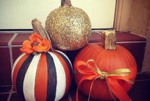Fall deco / Fall decorations and ideas