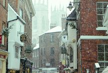 The snow is snowing..... / by Dee Tickner