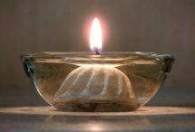LJUSBRINGARE® / LJUSBRINGARE® brinner ekologiskt på vanlig matolja. http://lumipak.se/