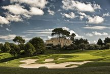 Golf Son Gual Course / Best pictures of our championship 18 holes golf course on Mallorca.