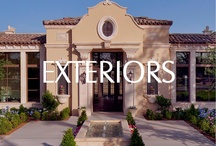 Spaces - Exteriors / Great exterior design ideas for a remodel or new construction