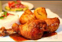 hum poulet