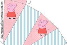Pepa Pig / Cajas