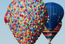 Hot airballons