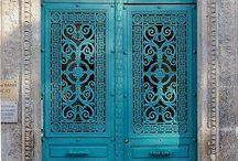Villa E Exterior Windows, Doors, Terrace, Colour