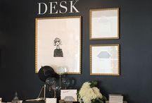 Office Space / by Annette Metten