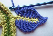 irish crochet & freeform