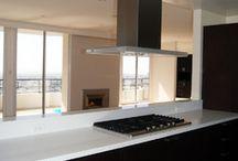 Designer Range Hoods In Kitchens