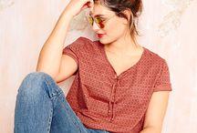 Einfach wohlfühlen in reiner Baumwolle / Mode aus reiner Baumwolle ist angenehm zu tragen und gibt uns den ganzen Tag ein gutes Gefühl. Hier findet Ihr die passende Mode für Euch.