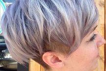 Idee per capelli / Tagli di capelli
