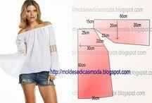Блуза со спущен.рукавами