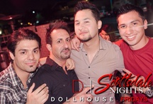 Scottsdale's Premiere FRIDAY Night @ DOLLHOUSE Cocktail Lounge