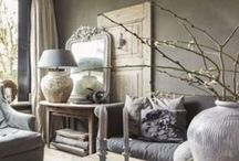 ★ Interior | country chic