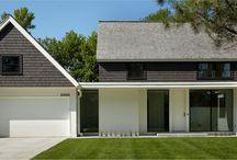 Cottagewood Residence I Peterssen/Keller Architecture / PROJECT TEAM: Gabriel Keller, Lars Peterssen, Laura Cayere-King, Brent Nelson. CONTRACTOR: Elevation Homes. PHOTOGRAPHER: Karen Melvin.