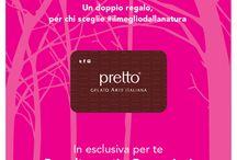 Fidelity card!! / CHI SCEGLIE #ILMEGLIODALLANATURA VINCE DOPPIO !!!!