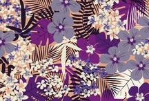 Purple Pattern Designs