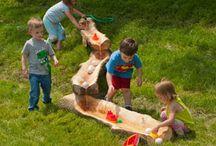Outdoor natural play