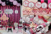 Temas de festa para meninas