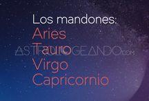 LOS SIGNOS EN FRASES / astrologeando.com
