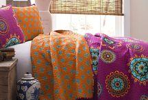 Textile/ Beautiful bedding