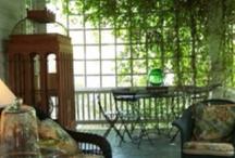Patios, decks and porches