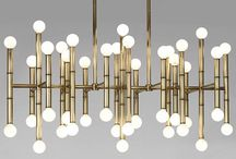 Chandeliers / A collection of our favorite decorative chandelier designs from a range of iconic lighting brands and modern design studios. See more at Lumens.com/Chandeliers   / by Lumens