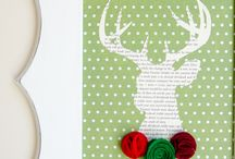 Christmas / Featuring DIY Christmas crafts and decor that will make your home festive and get you in the mood for all things Christmas!