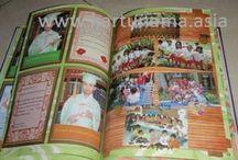 Album Kenangan Sekolah / Desain Buku Kenangan Sekolah | Contoh Album Kenangan Sekolah
