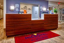 Hotels Near Niagara Falls | Microtel