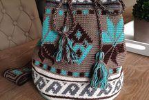 Wayuu Mochila bag.
