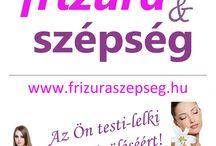 www.frizuraszepseg.hu online magazin / Szépítkezzünk együtt!