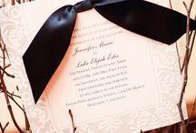 5 Star Wedding Invitations / 5 Star Wedding Invitations: http://www.5starweddingdirectory.com/business/luxury-wedding-invitations-and-stationery/