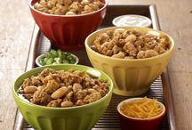 Chilis and Stews  / Featuring ground chicken and turkey recipes, both from Perdue.com and repins.