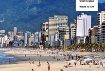{ Turn Up the Heat: Latin America City Style and Living Magazine } / Travel destinations.  Global travel guides, where to visit. #citystyleandliving