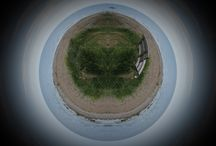 My Little Planet project / photo manipulation