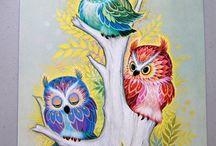 Owls / Mine