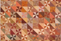 Quilts: vintage and Antique