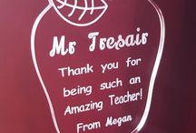 Teacher's Gifts / Thank a special teacher at the end of term with one of our personalised gifts. Create a lasting keepsake from your child that the teacher will treasure forever.