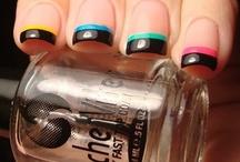 DIY Nails. / by Alexandria A.