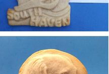 Custom Cookie Molds For Weddings, Birthdays, And More! / Have your pet, logo, or special occasion turned into a cookie mold.