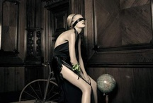 All about Eve / Outstanding shoots, current and vintage fashion aboard